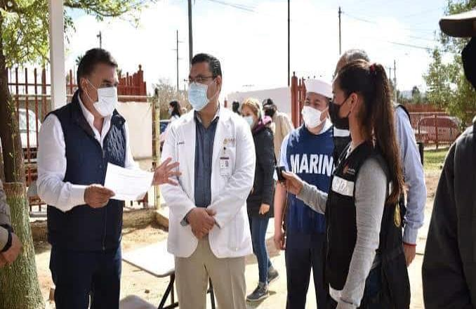Hoy Lunes Arriban Vacunas de AstraZeneca para Segundas Dosis