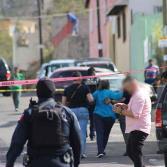 Asesinan a masculino frente a su familia en fraccionamiento México
