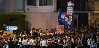 Protestas en inauguración de los Juegos Olímpicos