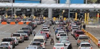 Mantener cierre de fronteras México-EU, decisión arbitraria: Landau.