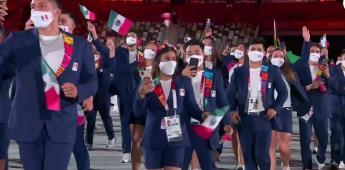 Deslumbran uniformes de México con bordados zapotecos en Tokio 2020