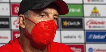 """Se ha confirmado un plantel muy competitivo Robert Dante Siboldi"