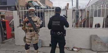 Incauta FGE 4 Kg de droga durante cateo en colonia Delicias
