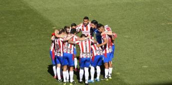La alineación de Chivas para su debut vs Atlético de San Luis.