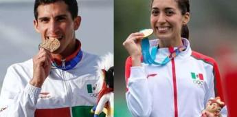 Atletas mexicanos en Tokio 2020