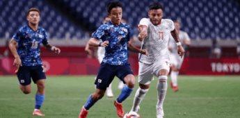 México pierde 2-1 ante Japón en Tokio 2020