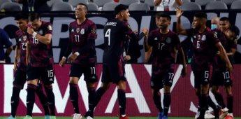 El Tri avanza a semifinales de la Copa Oro tras golear a Honduras