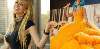 Noelia critica a Karol G por cantar con mariachi
