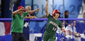 Tokyo 2020: Aztecas buscarán el bronce en softbol