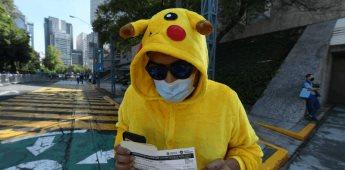 Pikachu ya se vacunó contra Covid en la CDMX ¿Qué esperas tú?