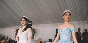 Expo boda, trae una colección diseñada para las novias y quinceañeras.