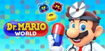 Nintendo eliminará Dr. Mario World para móviles.