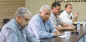 Secretaría del Campo de Baja California sostuvo reunión con productores de trigo