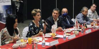 Buscan abatir rezagos de infraestructura en Tijuana