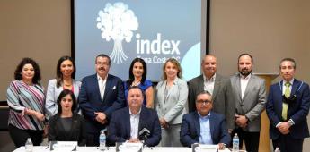 Presenta INDEX zona costa informe de actividades de los comités que lo integran