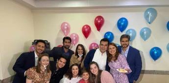 S.OS me estoy enamorando celebra cumpleaños de Jorge Salinas y Gloria Sierra.
