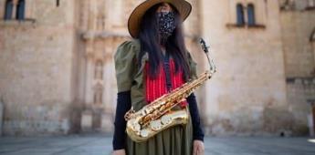 Badabun busca reivindicar a agresor de saxofonista María Elena Ríos