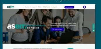 ASEM presenta nueva imagen y busca a los 100 emprendedores que están transformando al país