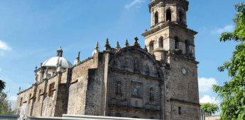 Constatan daños en templos de Guadalajara por obras del Tren Ligero
