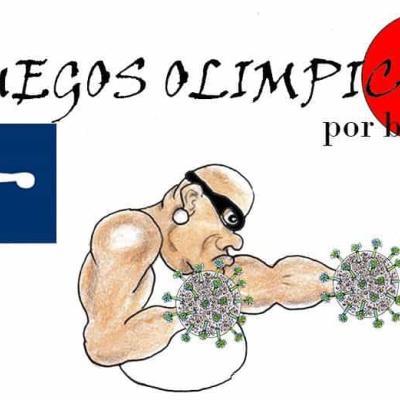 Juegos Olímpicos vs la realidad