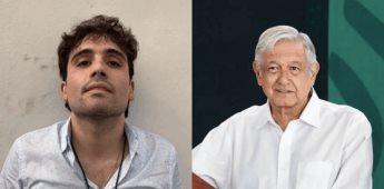 AMLO tiene la conciencia tranquila por la liberación de Ovidio Guzmán
