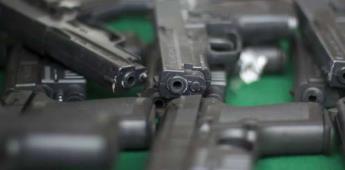 Reportó la mesa de seguridad la captura de presuntos integrantes de célula dedicada al tráfico de armas y trasiego de la droga