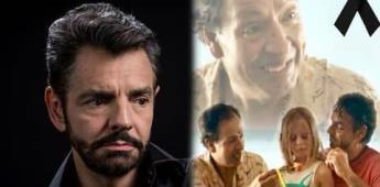 Eugenio Derbez se despide de Sammy, un amigo con alma buena.