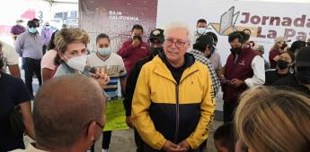 Gobernador Jaime Bonilla regresó a la zona sur con acciones y obras concretas
