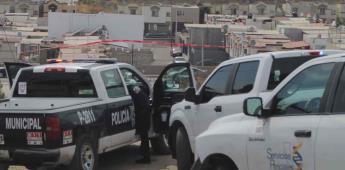 Asesinan a un hombre  con arma de fuego y dejan a otro herido.