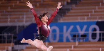 Alexa Moreno consigue histórica posición en la final de gimnasia