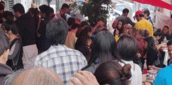 Prefieren ir a la barbacoa que votar en la consulta popular en Neza