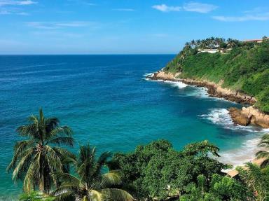 Cierran playas de Puerto Escondido 15 días por Covid