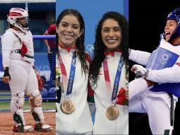 Actividad de los deportistas mexicanos mientras dormías.