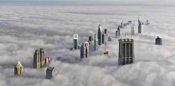 Dubai usa drones para crear lluvia