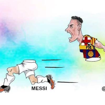 Deportes - Lionel Messi.