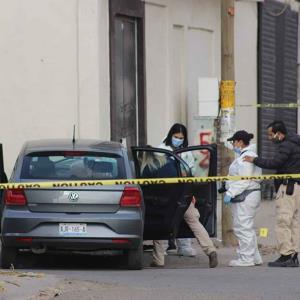 Joven conductor de Uber fue asesinado por su propio pasajero.