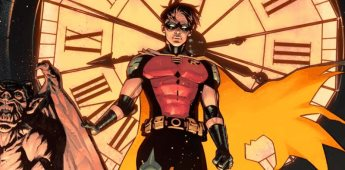 El tercer Robin de Batman es declarado bisexual en los comics