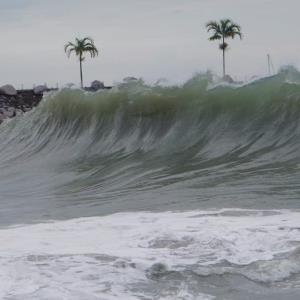 México perderá playas por el calentamiento global según cálculos de la NASA