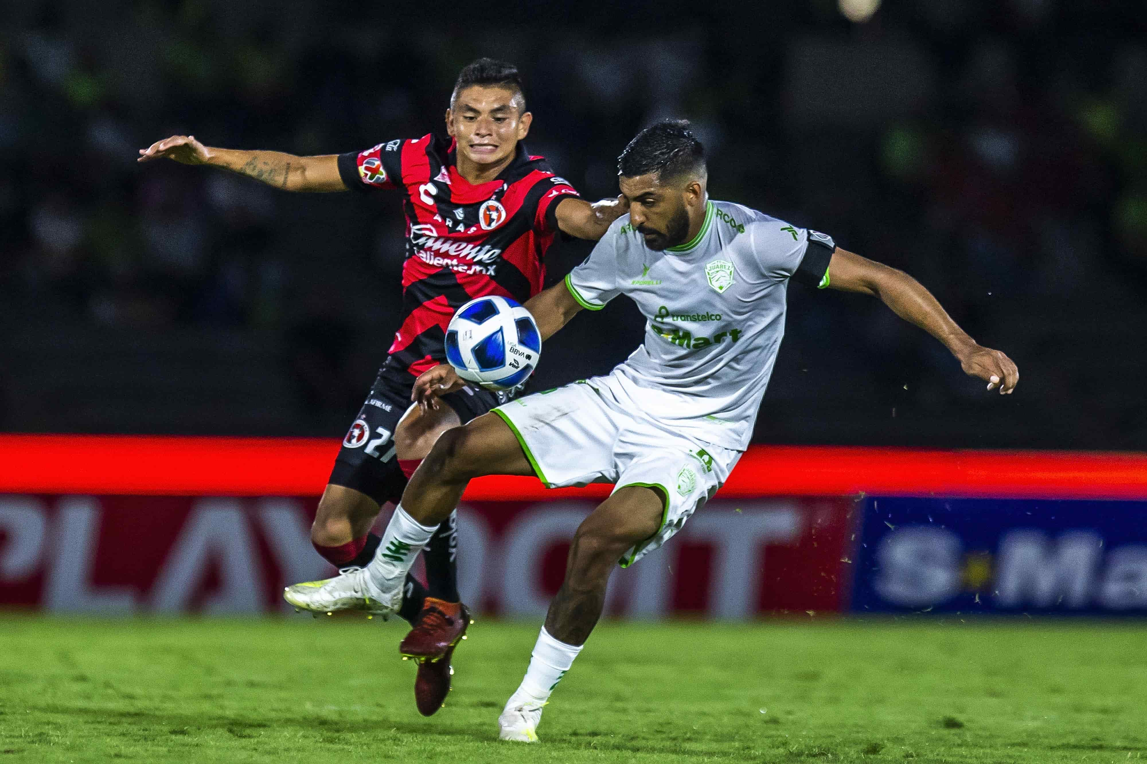 Bravo empate entre Xolos y Juárez .