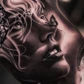El tatuaje, un arte que evoluciona para seguir presente en la humanidad: Alex Bruz