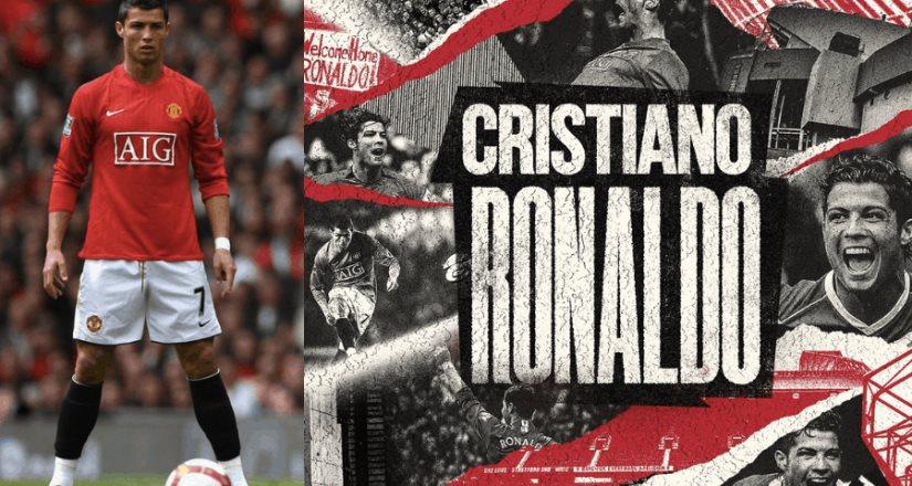 Cristiano Ronaldo vuelve al Manchester United: fecha probable para su estreno