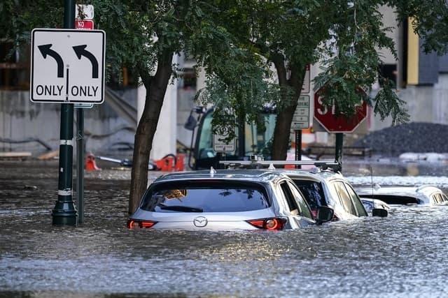 New York: Declaran estado de emergencia por el paso del Huracán Ida