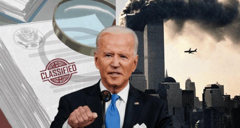 Biden ordena desclasificar documentos secretos de la investigación de los atentados del 9/11