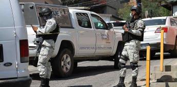 Policía es asesinado enfrente de su casa