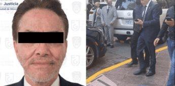 Detienen a Alejandro del Valle, accionista de Interjet