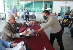 Concluye en Mexicali macro campaña de registro vehicular