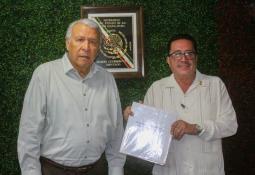 Se suma Armando Ayala a reconocimiento de trayectorias de Claudia Agatón y Armando Reyes