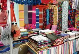 Todo listo para la segunda verbena popular Colores de México