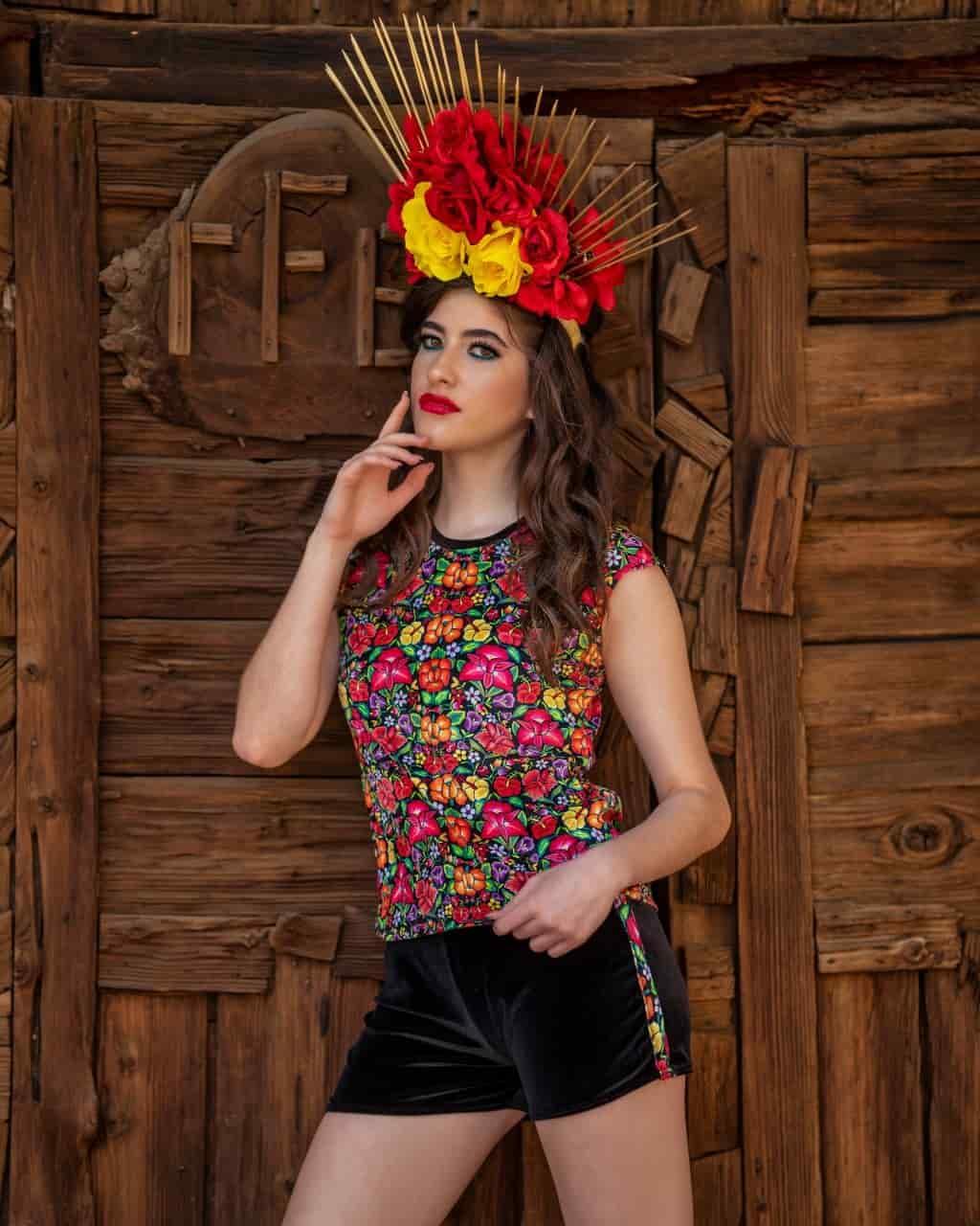 Este mes patrio la tradición es lucir con un toque mexicano.