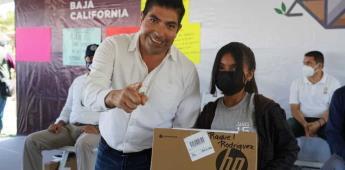 Participa alcalde Armando Ayala en Jornada por la Paz en Maneadero